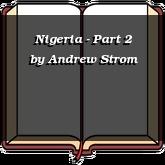 Nigeria - Part 2