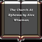 The Church At Ephesus