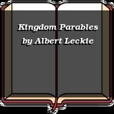 Kingdom Parables