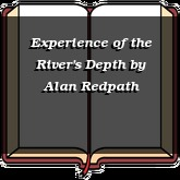 Experience of the River's Depth