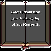 God's Provision for Victory