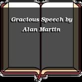 Gracious Speech