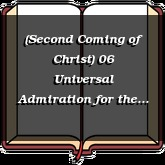 (Second Coming of Christ) 06 Universal Admiration for the Devil