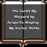 The Lord's My Shepard