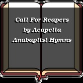 Call For Reapers