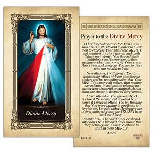 Divine Mercy Prayer