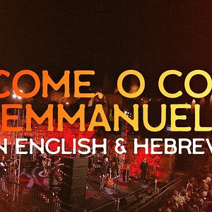 """O Come, O Come, Immanuel"" in English & Hebrew LIVE in Jerusalem! // David's Citadel // Joshua Aaron"