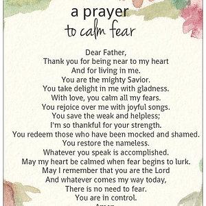a-prayer-to-calm-fear