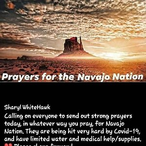 Pray for Navajo Nation