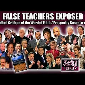 False Teachers Exposed by Justin Peters