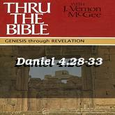Daniel 4.28-33