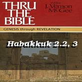 Habakkuk 2.2, 3