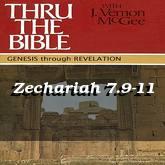 Zechariah 7.9-11