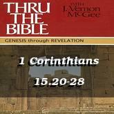 1 Corinthians 15.20-28