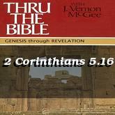 2 Corinthians 5.16
