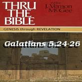 Galatians 5.24-26