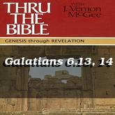 Galatians 6.13, 14