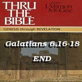 Galatians 6.16-18 END