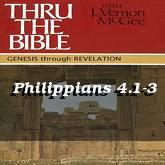 Philippians 4.1-3