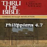 Philippians 4.7