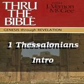 1 Thessalonians Intro