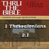 1 Thessalonians 2.1