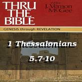 1 Thessalonians 5.7-10