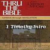 1 Timothy Intro