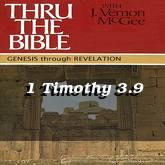 1 Timothy 3.9