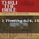 1 Timothy 3.14, 15