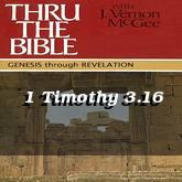 1 Timothy 3.16