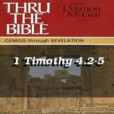 1 Timothy 4.2-5