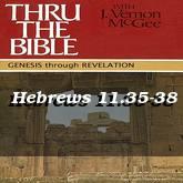 Hebrews 11.35-38