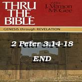 2 Peter 3.14-18 END