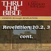 Revelation 10.2, 3 cont.